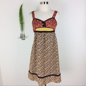 Anthropologie Nick&MoStylish Floral Dress Size (1)